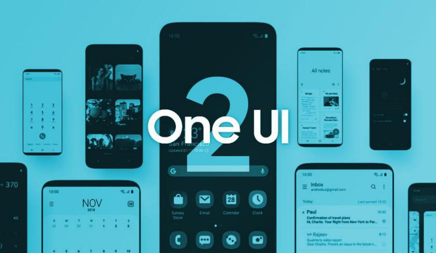 OneUI 3.0 2