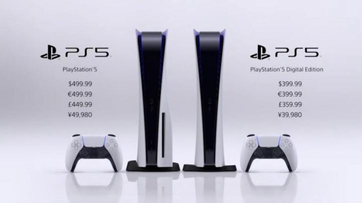 preço PlayStation 5 pré-venda