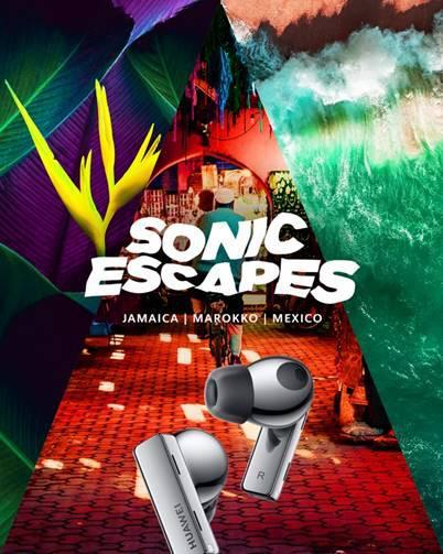 Sonic Escapes