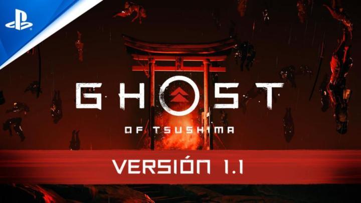 Ghost of Tsushima 1.1