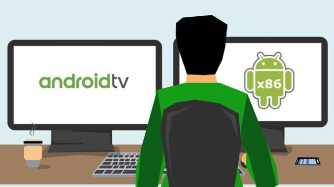 Android TV x86