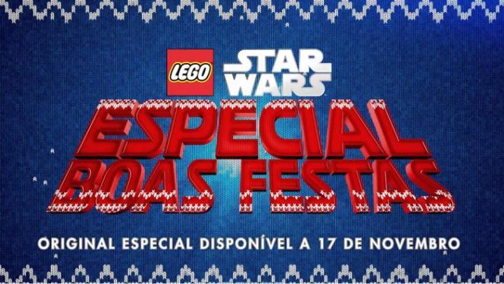 Lego Star Wars Happy Holidays