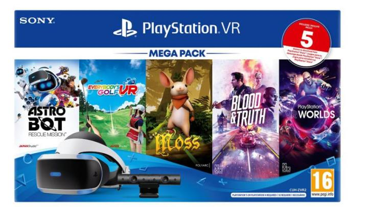 Mega Pack PlayStation VR (1)