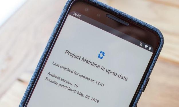 Project Mainline