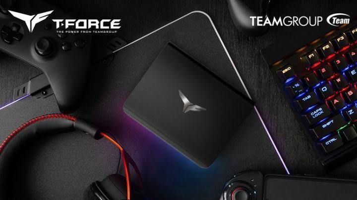 T-Force Treasure External RGB SSD