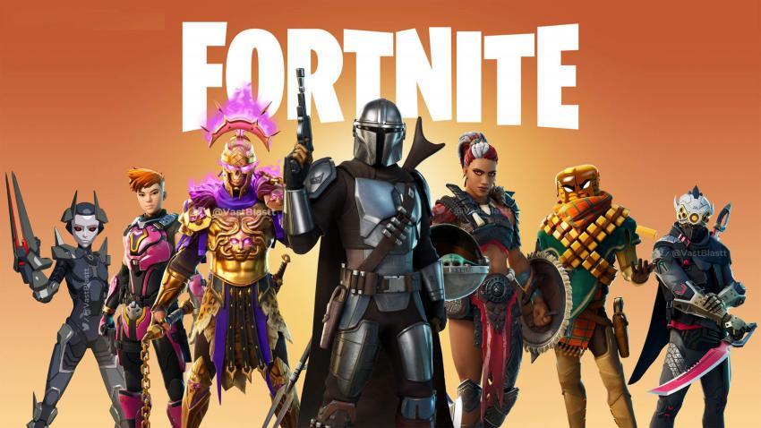 Fortnite Temporada 5