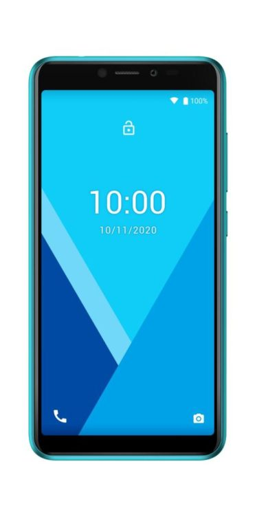 Wiko_Y51_Mint_Front