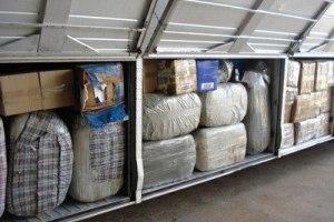 Receita destrói mais de 5 mil toneladas de mercadorias fruto de contrabando e descaminho