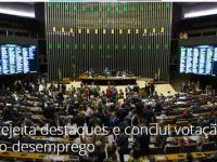 Câmara rejeita destaques e conclui votação da MP do seguro-desemprego