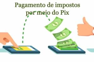 Pix poderá ser usado para pagar tributos