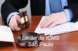 Governo de São Paulo leiloa mais de R$ 18 milhões em créditos de ICMS