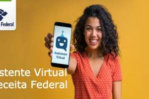 Receita Federal lança novo assistente virtual de imposto de renda
