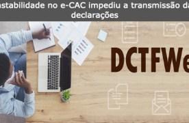 Prorrogado o prazo de entrega da EFD-Reinf e DCTFWeb