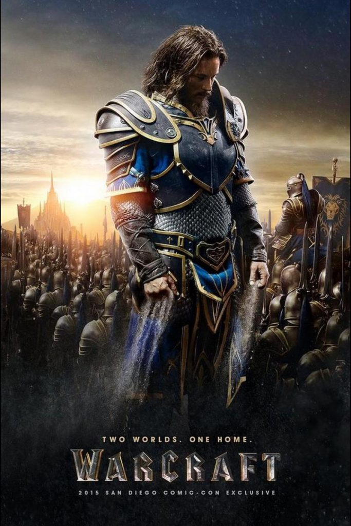 pelicula de world of warcraft
