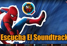 Spider-Man: Homecoming Escucha El Soundtrack