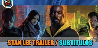 The Defenders - Stan Lee Trailer Subtitulos Español