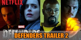The Defenders - San Diego Comic Con 2017