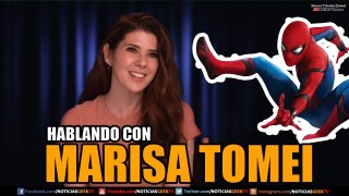 Marisa Tomei - Tia May - Spider Man Homecoming