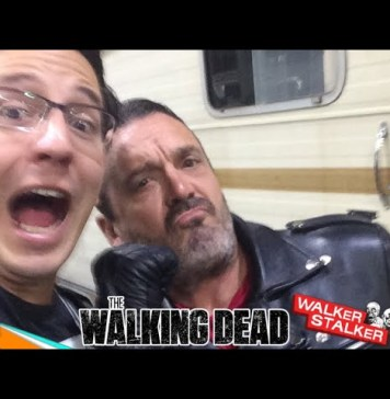 Walker Stalker 2017 Tour virtual - The Walking Dead