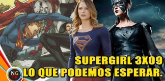 Supergirl 3x09 Reign HD Temporada 3 Episodio 9