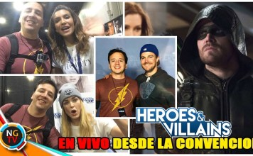 Conociendo al Elenco de Arrow - Oliver Queen Black Canary y White Canary - Profesor Stein