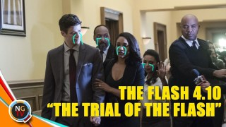 The Flash 4X10 The Trial of The Flash - FOTOS