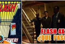 "The Flash 4x10 : Critica Opinion Review ""The Trail of The Flash"" Guiños Barry Allen a la cárcel"