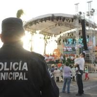 Policía Municipal de La Paz quiere garantizar la seguridad de las fiestas de fundación