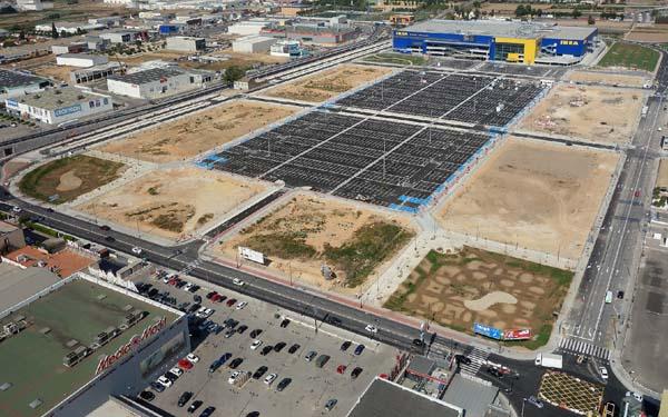 Alfafar Parc incluirá dos nuevos establecimientos