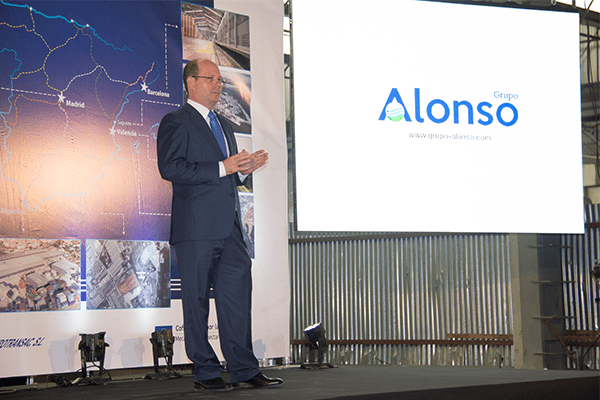 Grupo Alonso apuesta por la intermodalidad con su Plan Logístico Global