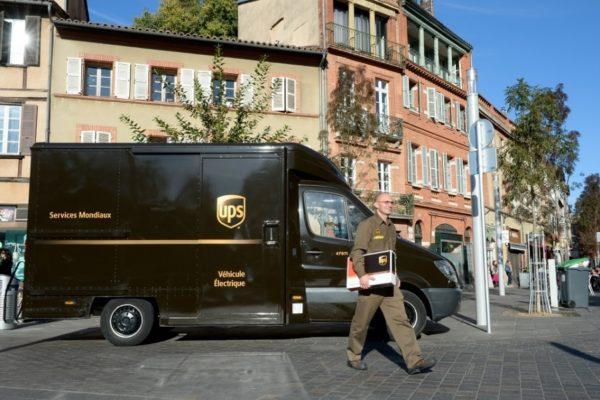 Transportes UPS