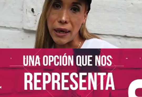 La comunidad LGTBIQ apoya a Daniel Quintero