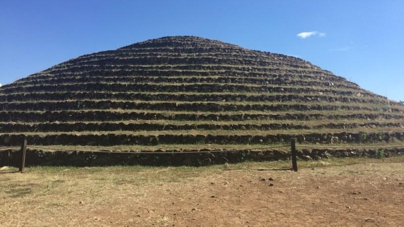 Los Guachimontones: Teuchitlán, México