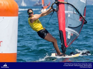 Santander, Spain, will host the Final of Sailing's 2017 World Cup Series from 4-11 June 2017. More than 250 sailors from 43 nations will race across the ten Olympic events as well as Open Kiteboarding. ©Jesus Renedo / Sailing Energy / World Sailing