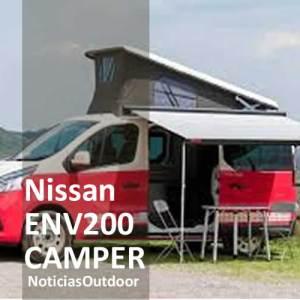 nissan env200 camper europa