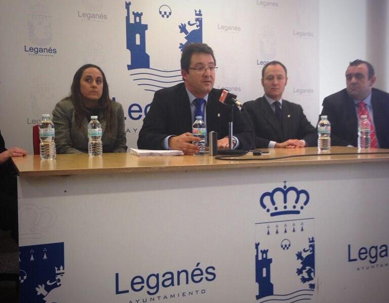 imputación alcalde Leganés