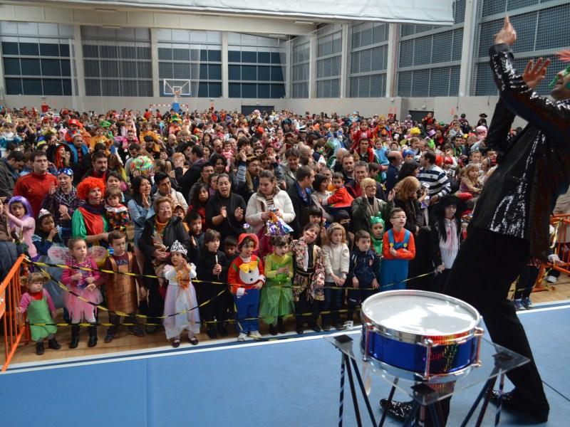 Carnaval infantil de Parla