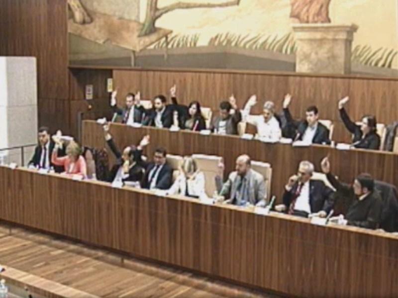 Pleno de Presupuesto 2014 en Leganés
