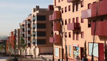 Barrio Buenavista en Getafe