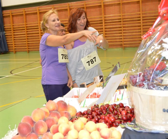 Fiesta fin de curso saludable del programa de Mayores