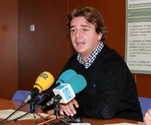 Fuenlabrada Javier Ayala