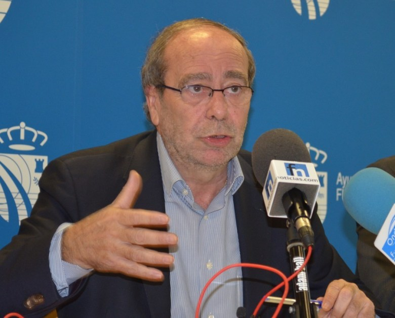 Manuel Robles, presidente del PSOE-M
