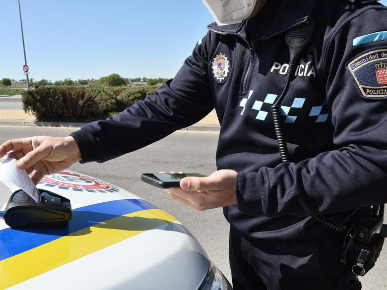 Policía local L