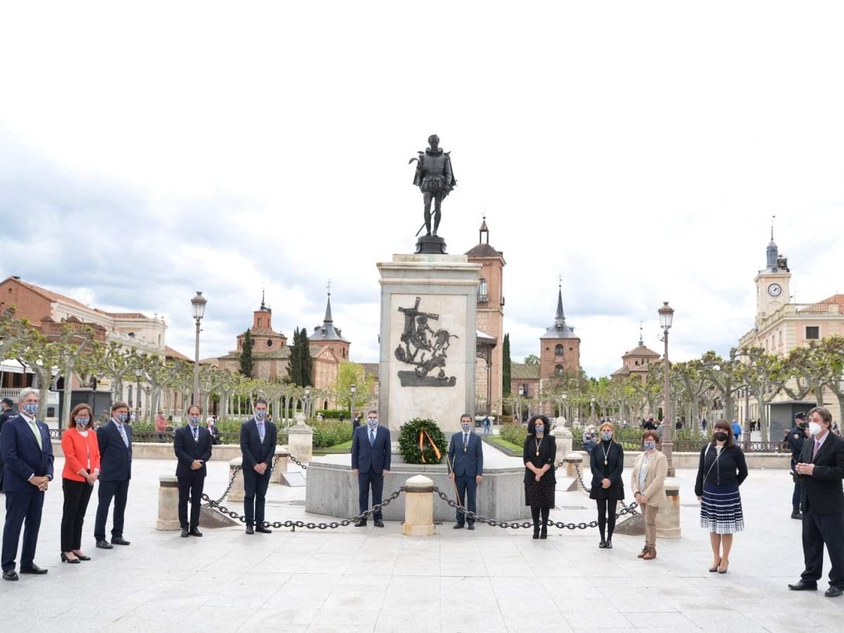 Alcalá De Henares Día Del Libro Noticias Para Municipios