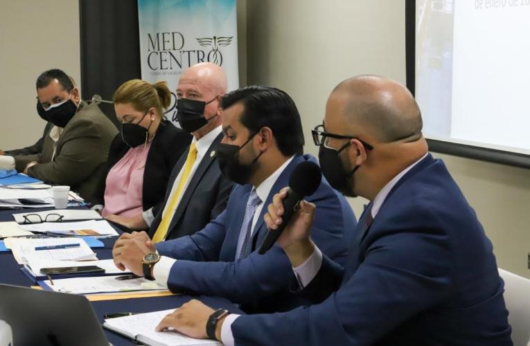 Secretario de Estado se reúne con alcaldes del sur de municipios afectados por sismos del 2020