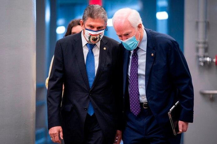 Demócratas en Senado cierran acuerdo de ayudas al desempleo