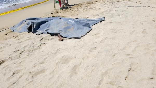 Mujer muere ahogada en Río Grande