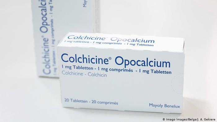 Estudio dice que la colchicina reduce el riesgo de complicaciones por COVID-19