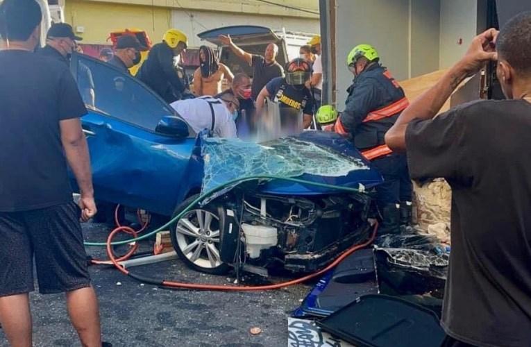 Se registra un accidente fatal frente a un negocio en barrio obrero