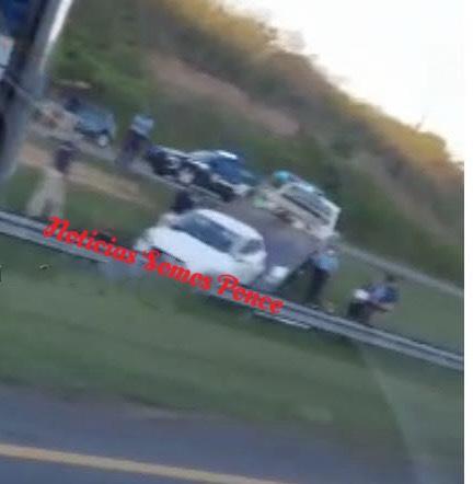 Sin identificar el hombre asesinado a tiros en la autopista 52 jurisdicción de Juana Díaz